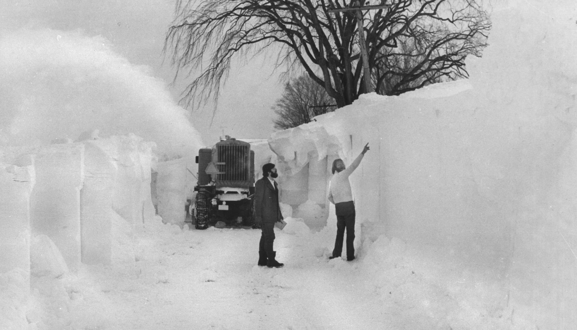 Worst Blizzard Blizzard 171 Western New York Living